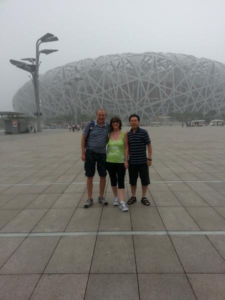 Birdsnest Olimpic stadion